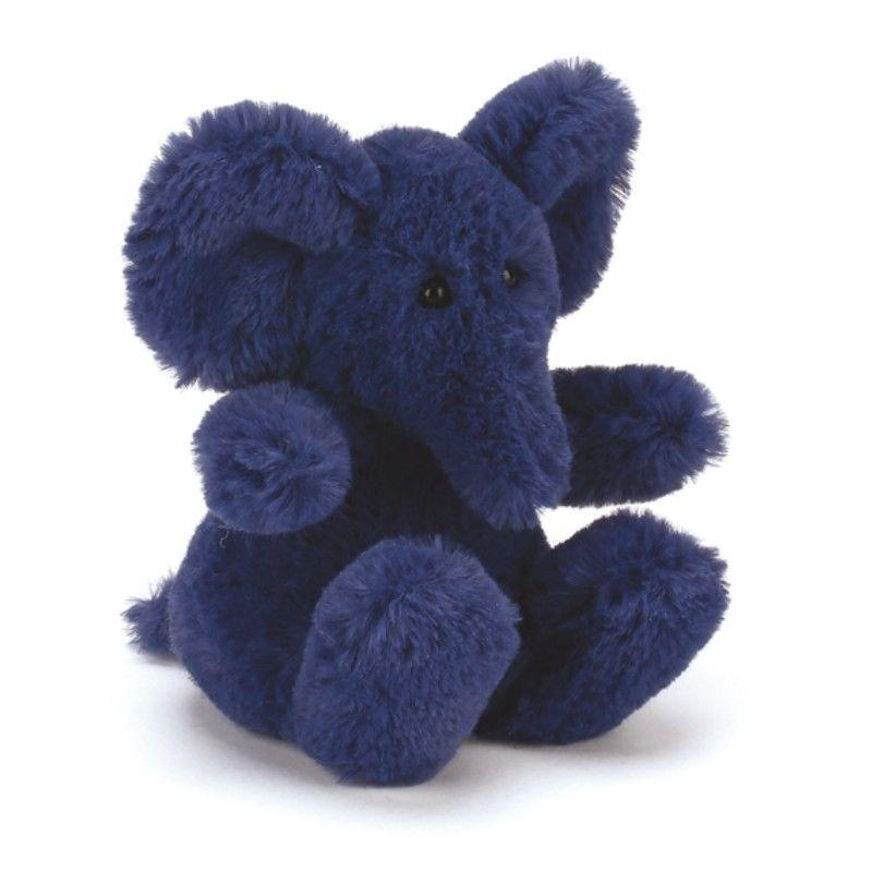 Image of   Jellycat Poppet Elephant Baby
