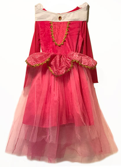 Image of   Prinsessekjole Pink