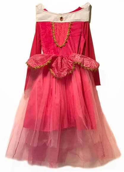 Prinsessekjole Pink