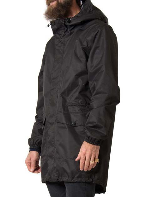 Really Great Mens Rain Black