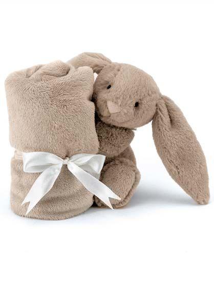 Image of   Jellycat Bashful Bunny Beige Nusseklud
