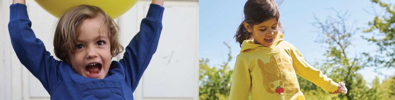 Sweatshirts til børn