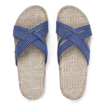 Shangies Women Blue Stripes