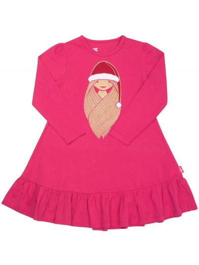 Noerrebro Dress Hot Pink MISSNISE