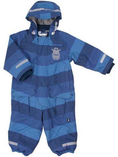 Groenland Suit Saltwater