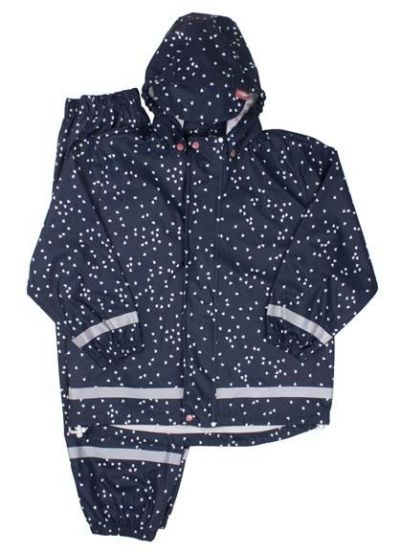 Karl Rain Set Navy CONFETTI