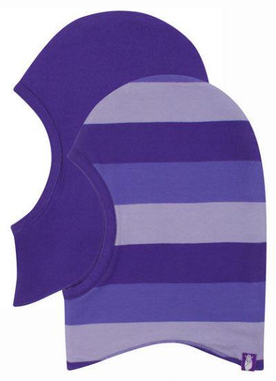 Elephant Beanie Kingpin/Purple Blue
