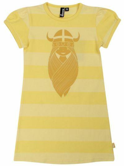 Ocean Dress Light Lemon/Lemoncello FREJA