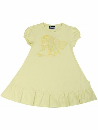 Vesterbro Dress Light Lemon SWIMAID