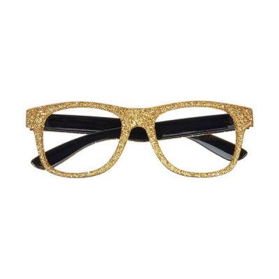 Room2Play-Briller Gold GLITTER