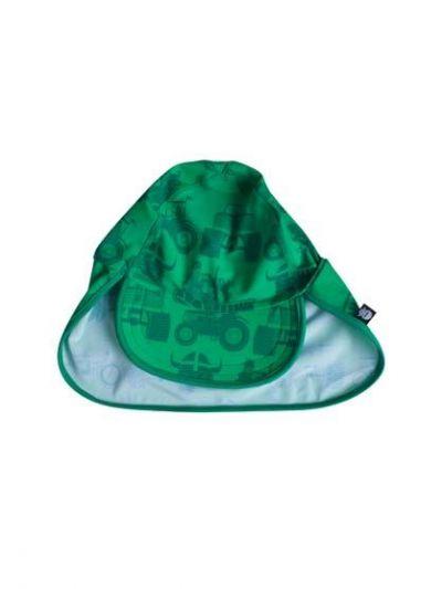 Sahara Hat Green MACHINES