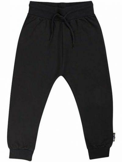 Bronze Pants Black