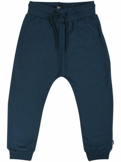 Bronze Pants Dusty Navy