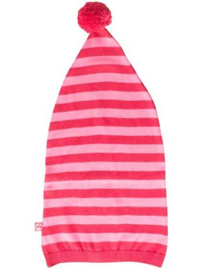Hidsigprop Dk Red/See-me Pink
