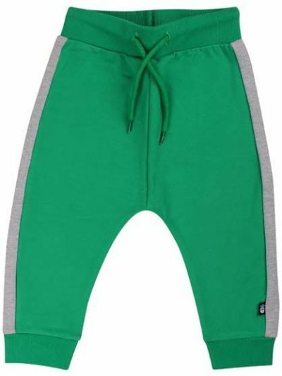 Silver pants Green/Heather Grey