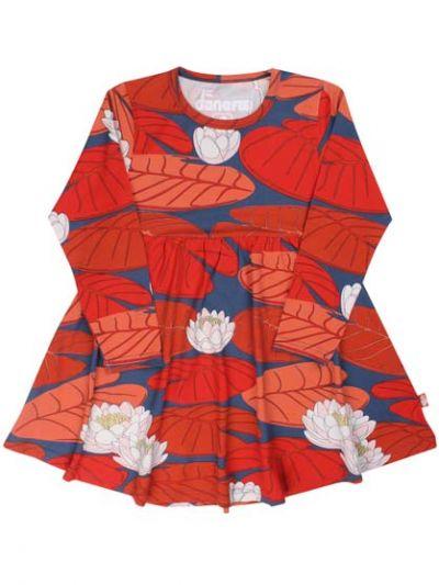 Popsicle Dress Brick AAKANDER
