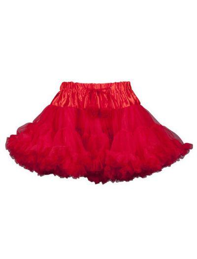 Ballerina Skirt Red