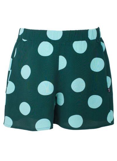 Gambe shorts Dk khaki/ surf Grni DOTS