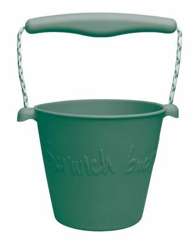 Scrunch Bucket Dark Green