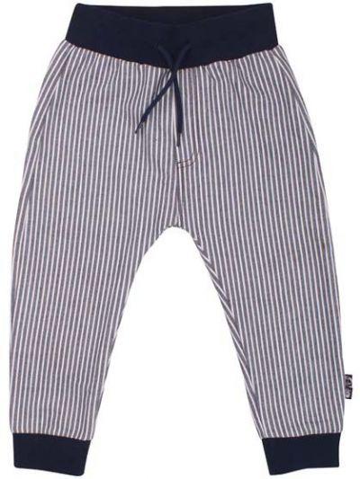 Hotpot Pants Dk Night/Off White