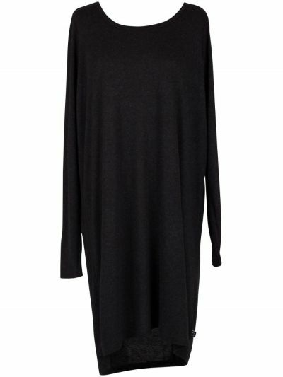Fiore Wool Tunic Black