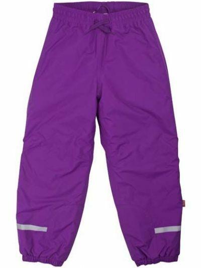 Winter pants Purple