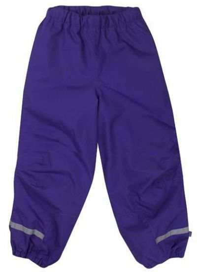 Winter pants Purple Blue