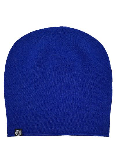 ESS - Cashmere Beanie Royal Blue