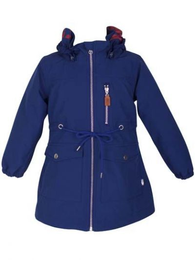 Rosa Mids jacket Dark Indigo