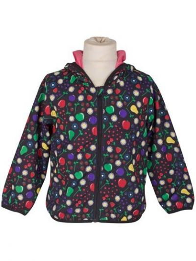 Oda jacket Black Fruits