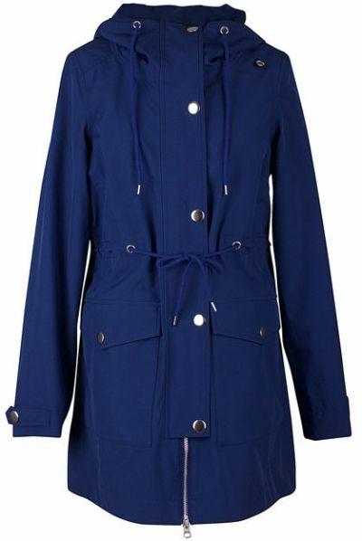 Chateau Mids jacket Dark Indigo (DK INDIGO liner)