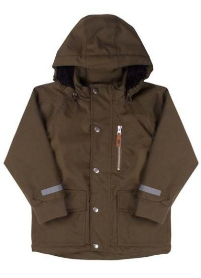 Johan Hunt Winter Jacket Army