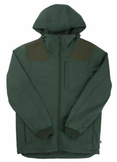 Mortensen Softshell Dark Khaki