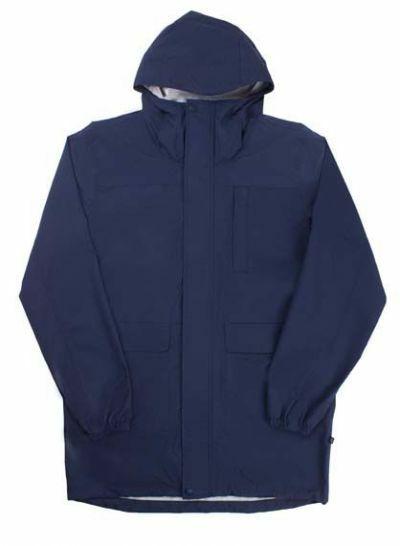 Gorm Rain Jacket Navy