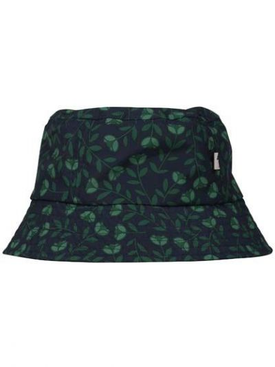Bucket Rain Hat Dark Navy FLEURIE