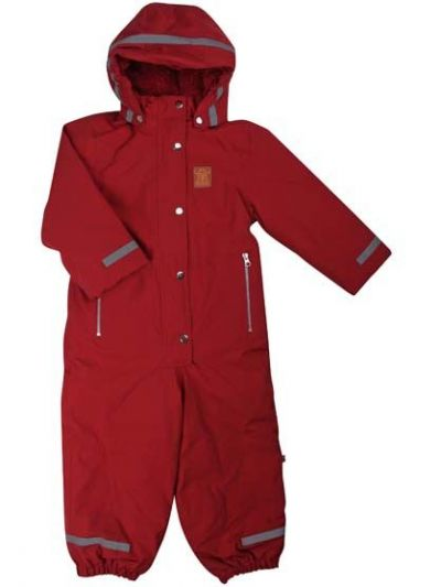 Vildbasse suit Dark Red