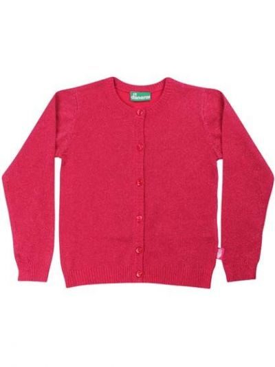 Elvie Cardigan Love Pink