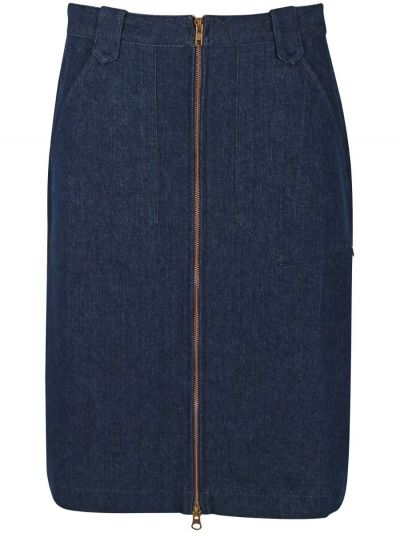 Madelaine Skirt Denim