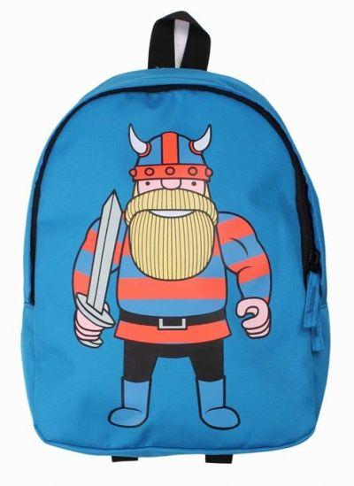 Kiddo Backpack Boldblue ERIKDINVEN