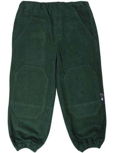 Katholt Cord Pants Dark Army