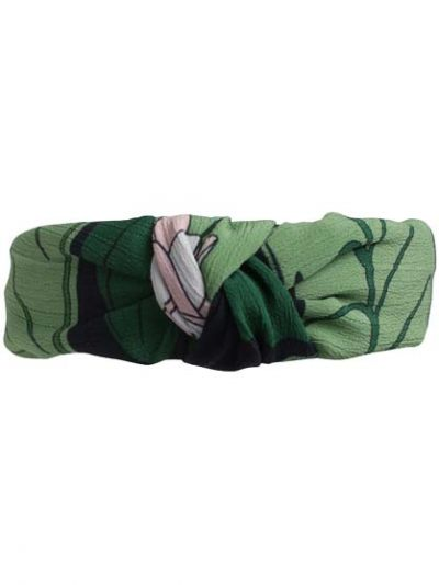 Peps Hairband Green AAKANDER