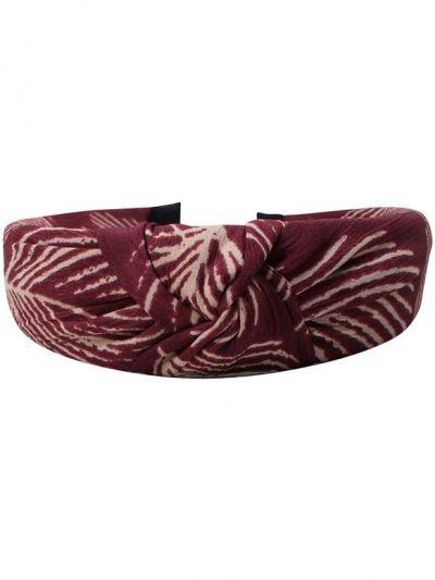 Peps Hairband Dark BDX/LT Beige PALMA