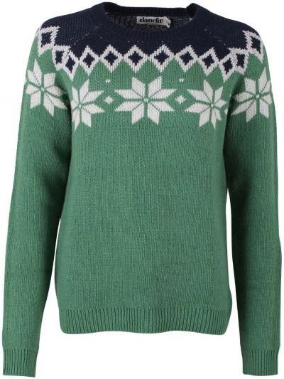 Hytte Sweater Green