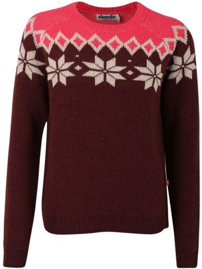 Hytte Sweater Cognac