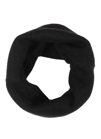 ESS - Cashmere Neckwarmer Black