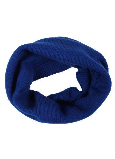 ESS - Cashmere Neckwarmer Royal Blue