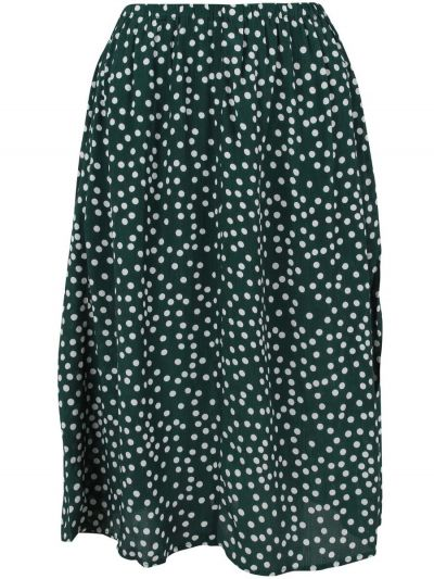 Coffee Skirt Bottle Green FUNDOTS