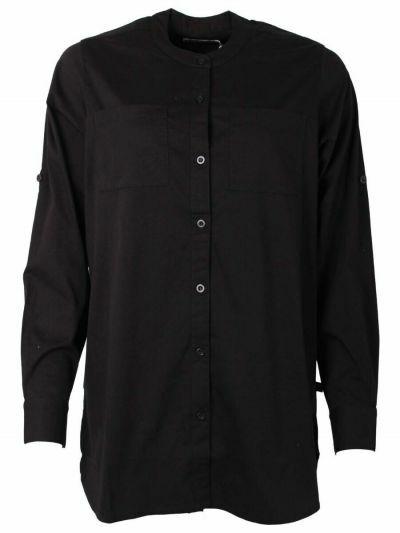 ESS - Joy Poplin Shirt Black