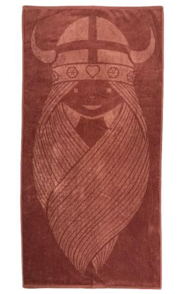 Towel Rose Tile/Pinkish FREJA