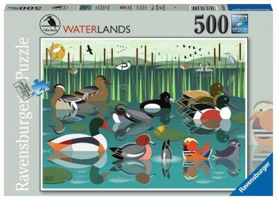 Ravensburger Puzzle 500 Brk I like Birds
